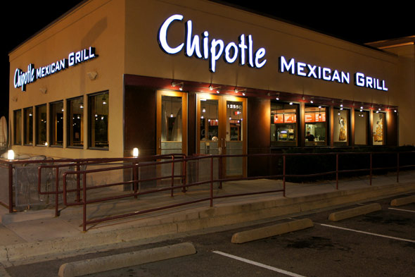 Chipotle experiences E. coli outbreak