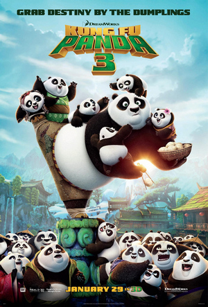 Kung Fu Panda 3 set to release