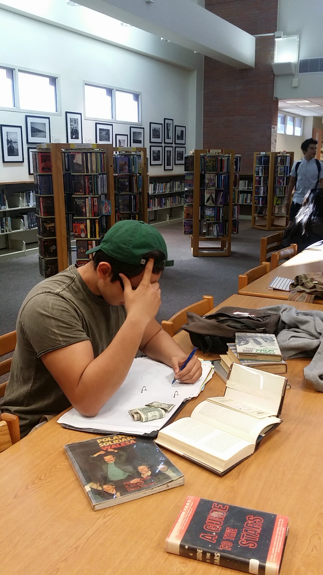 Students prone to high stress levels