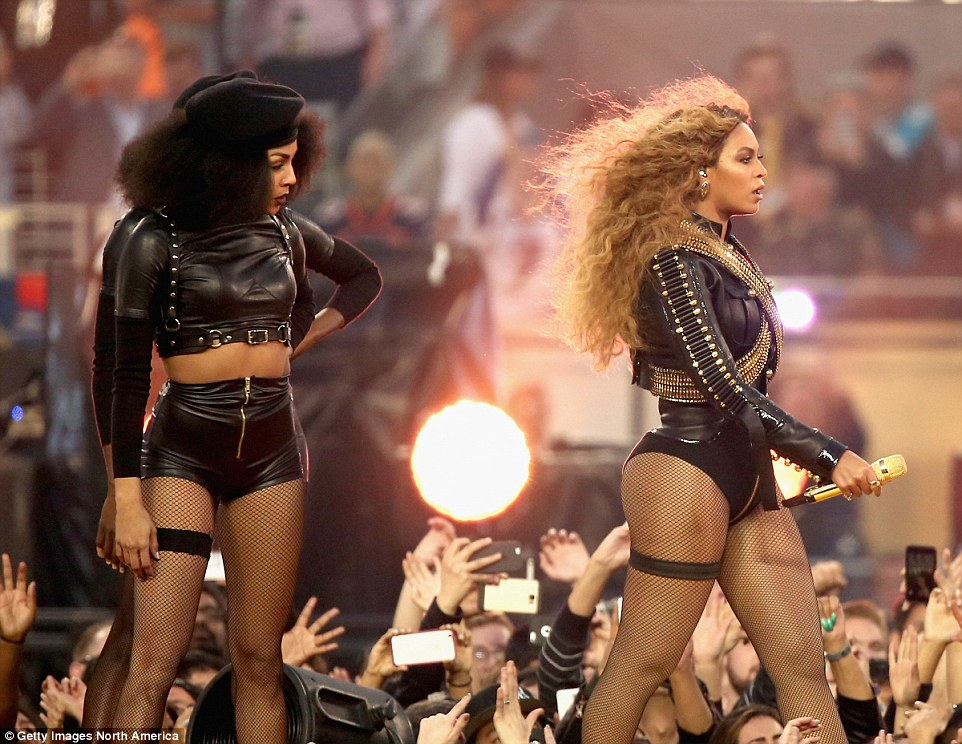 Beyoncé justifiably embraces black culture, pride