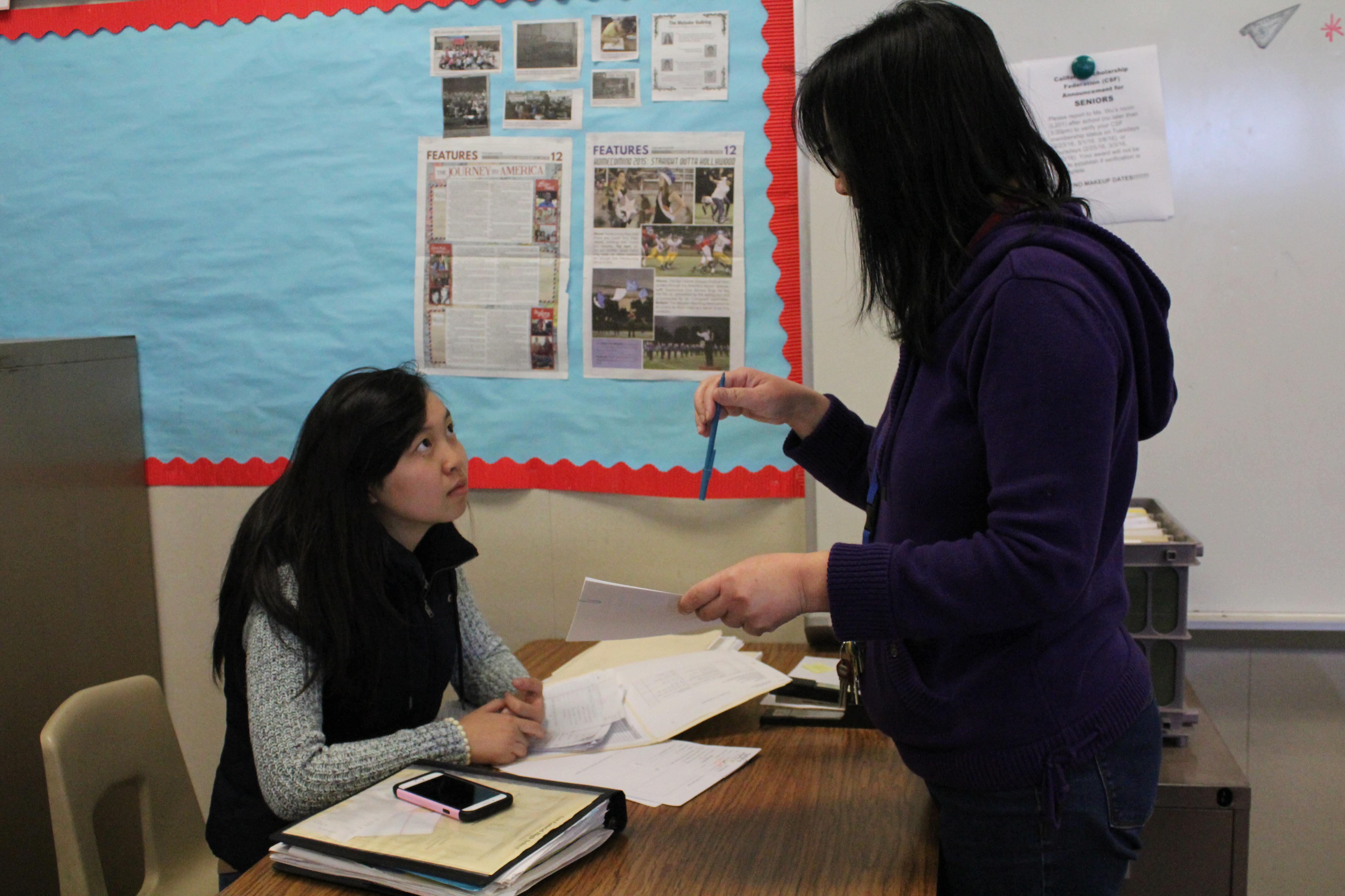 Teacher aides learn real world skills