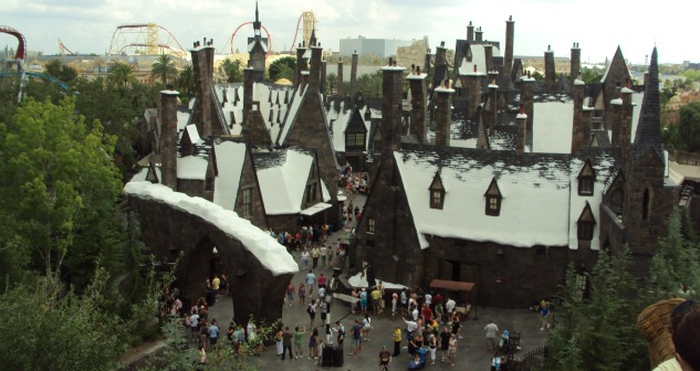 Universal Studios brings Wizarding World of Harry Potter to life