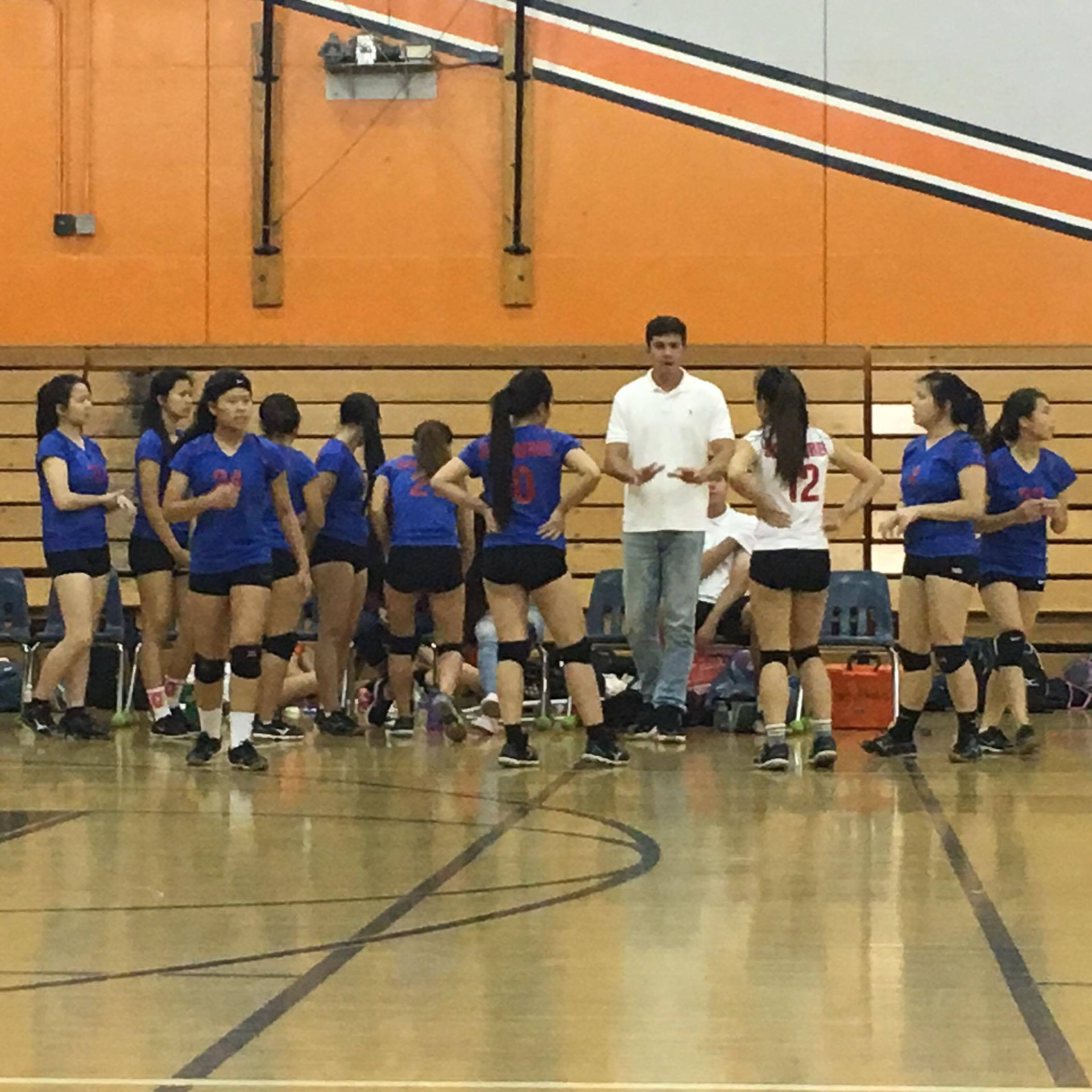 RECAP: Girls' Varsity Volleyball at South Pasadena