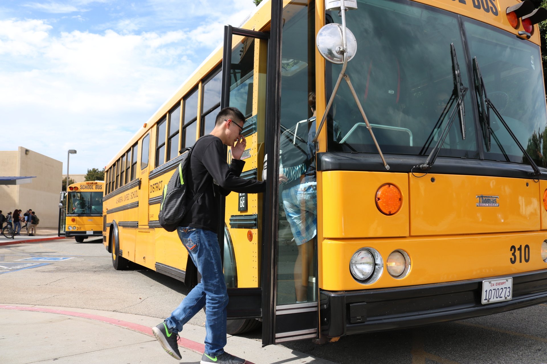 New bus system implements student fee