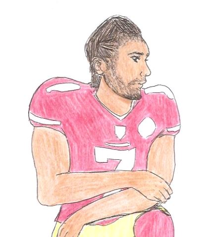 Kaepernick takes a stand against minority oppression