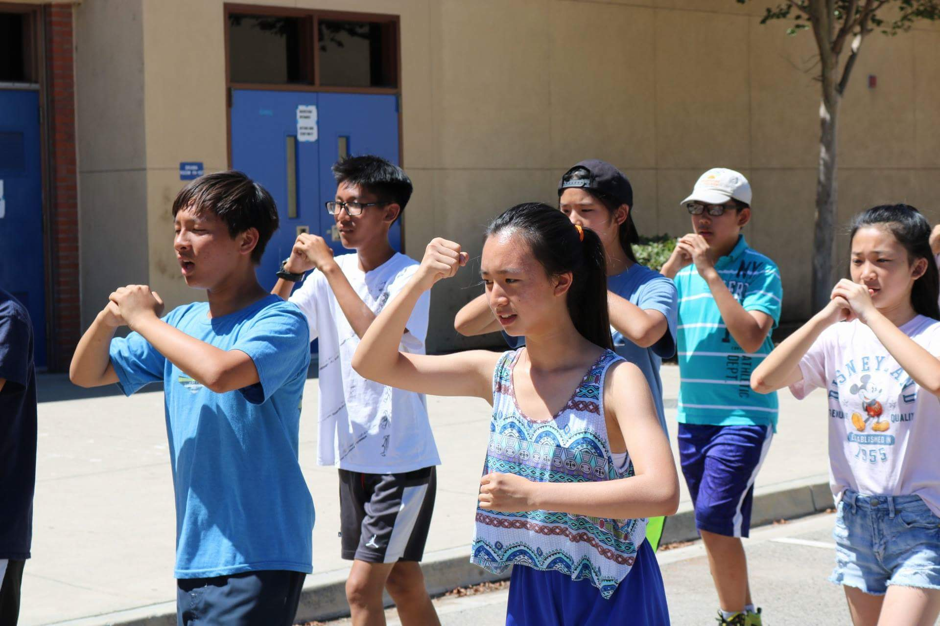 Band camp helps students grow musically