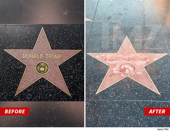 "Trump Star ""Supernovas"""