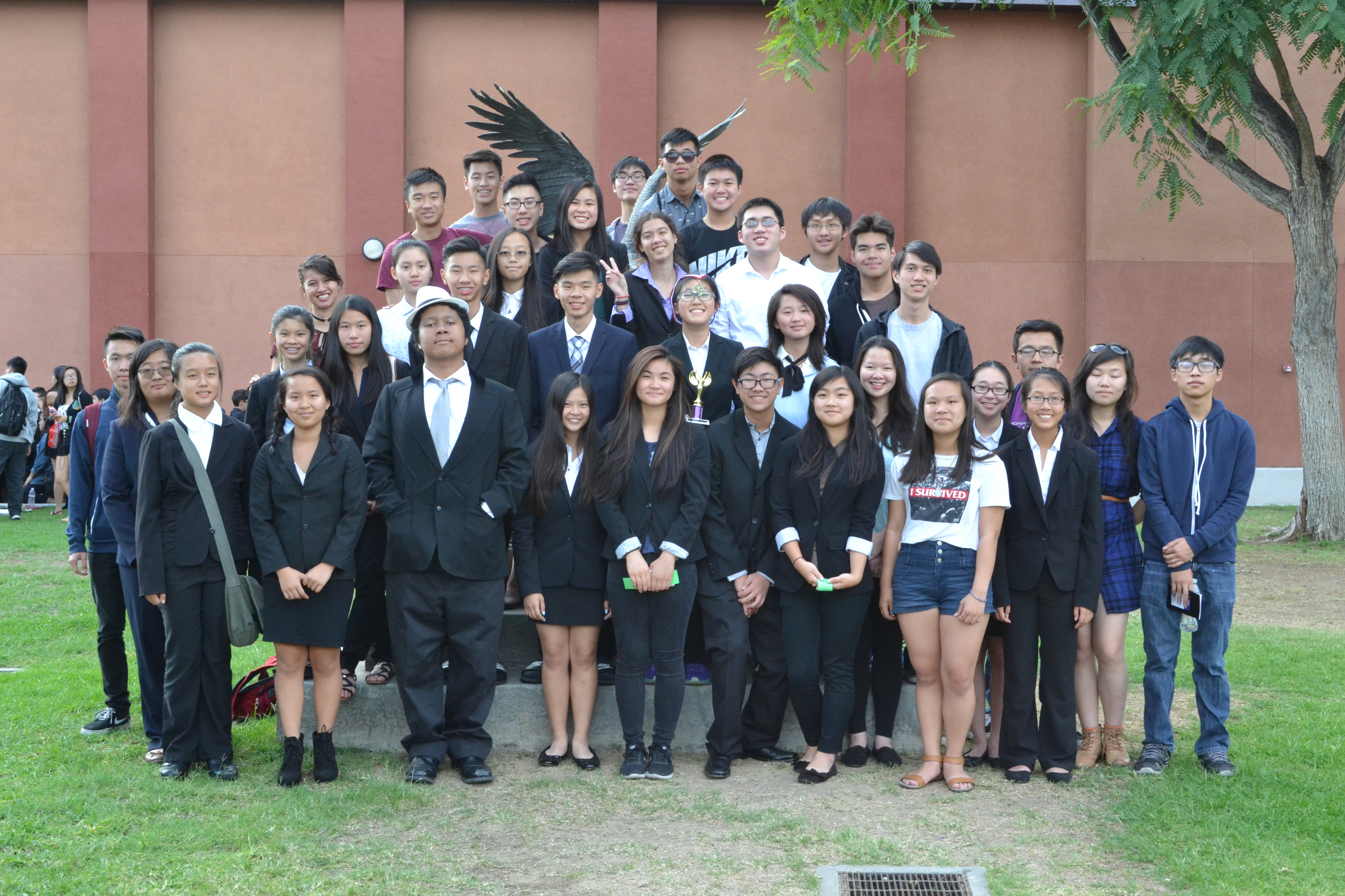 Speech and Debate competes at Fall Novice
