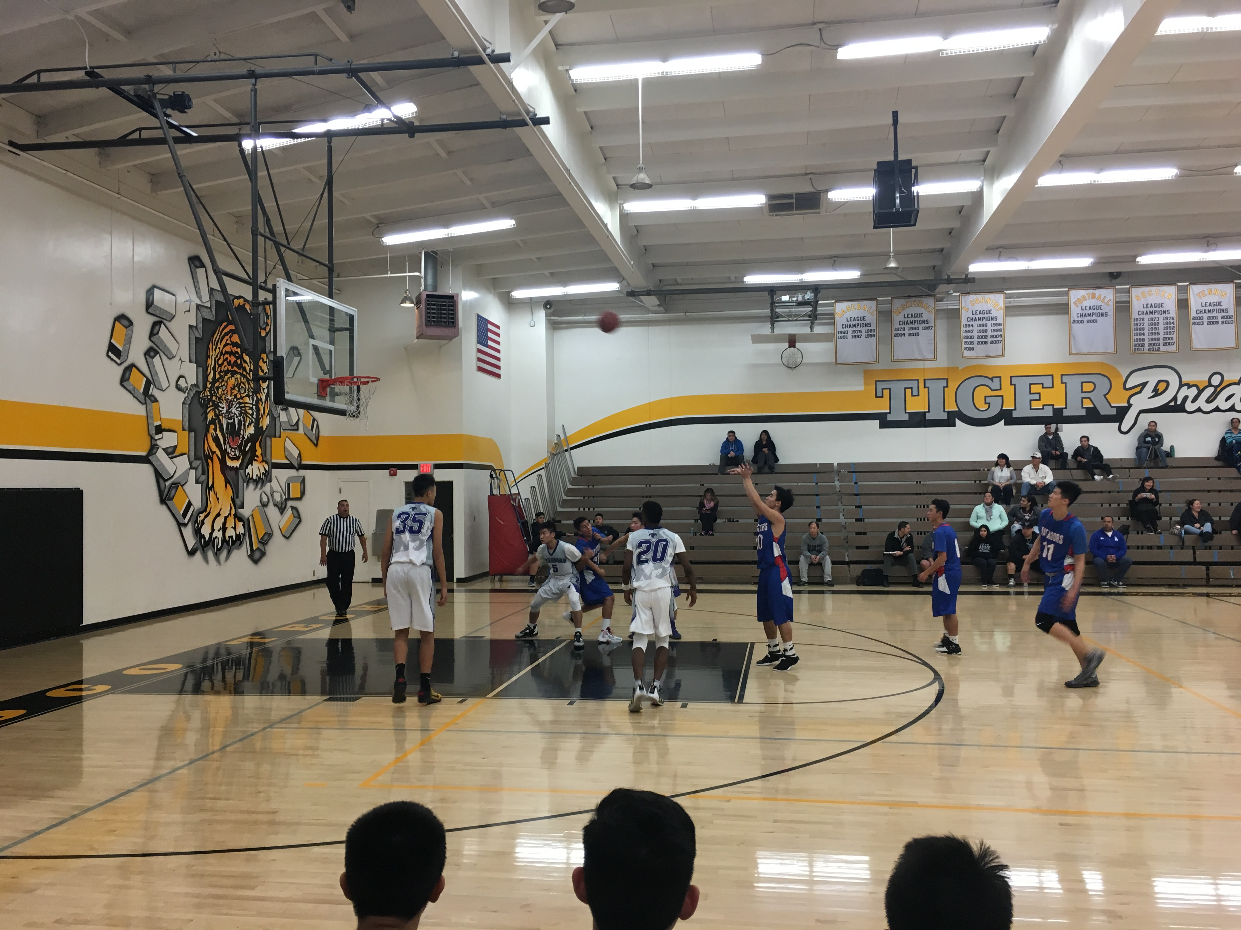Matadors defeat Diamond Bar at Don Bosco Tournament