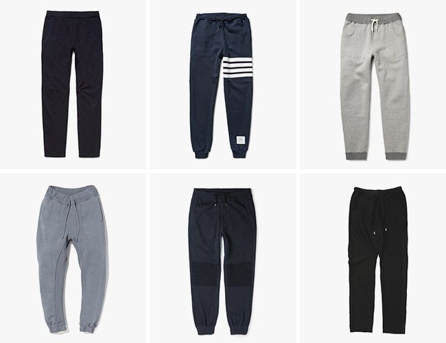 Comfortable sweatpants trend