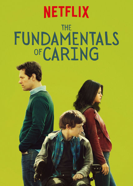 The Fundamentals of Caring is a unique addition to the Netflix Regimen