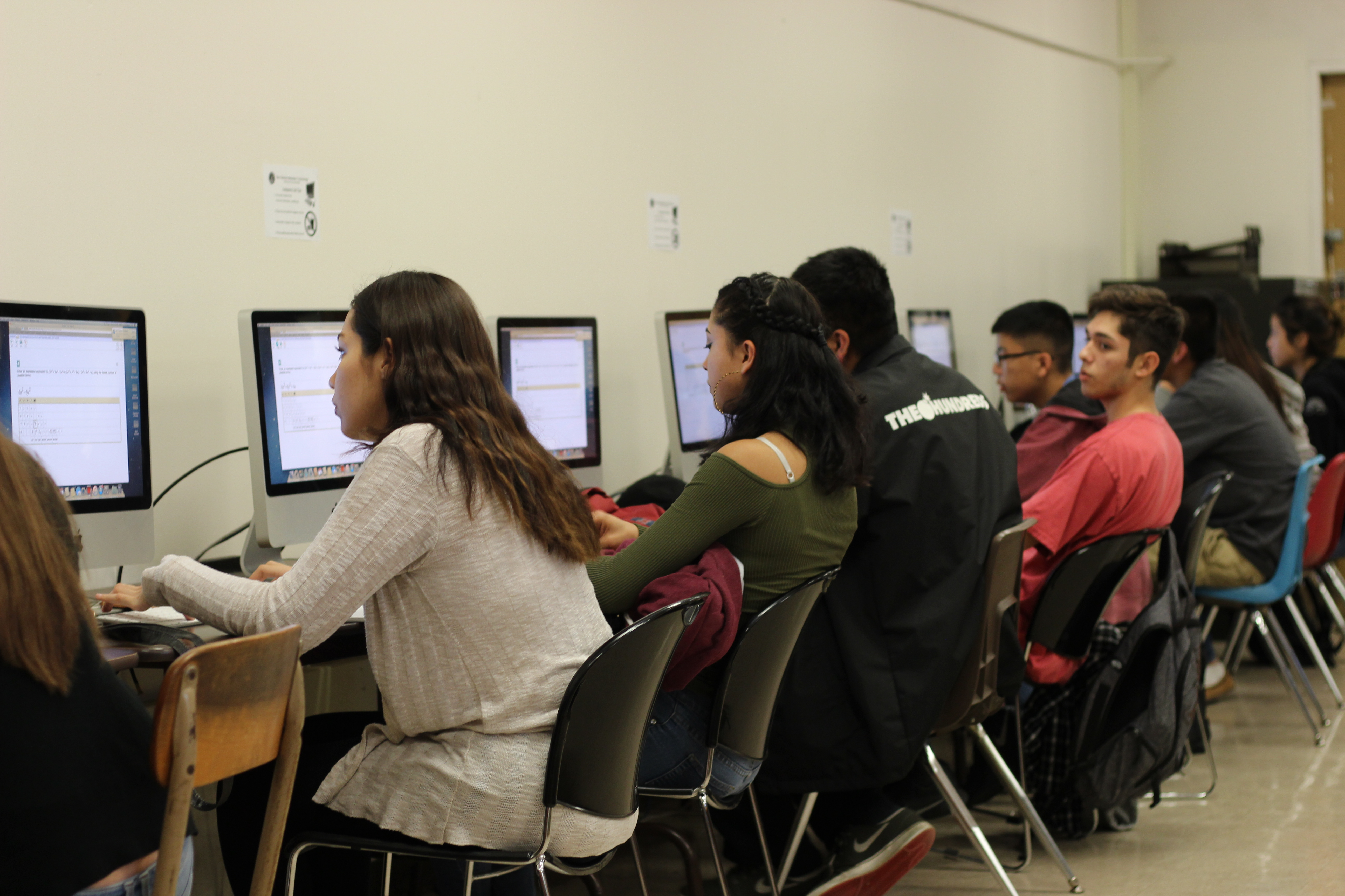 Math department offers SBAC test tutoring