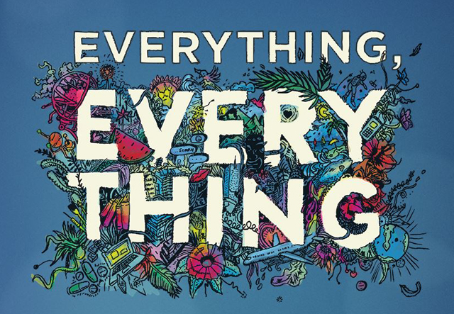 Everything, everything movie preview