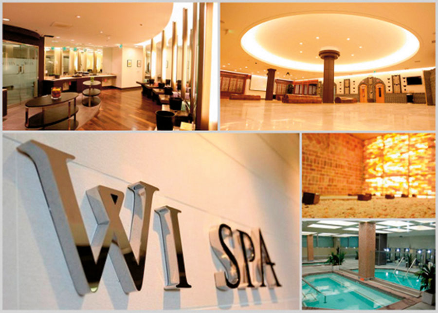 Wi Spa offers unique relaxation experience