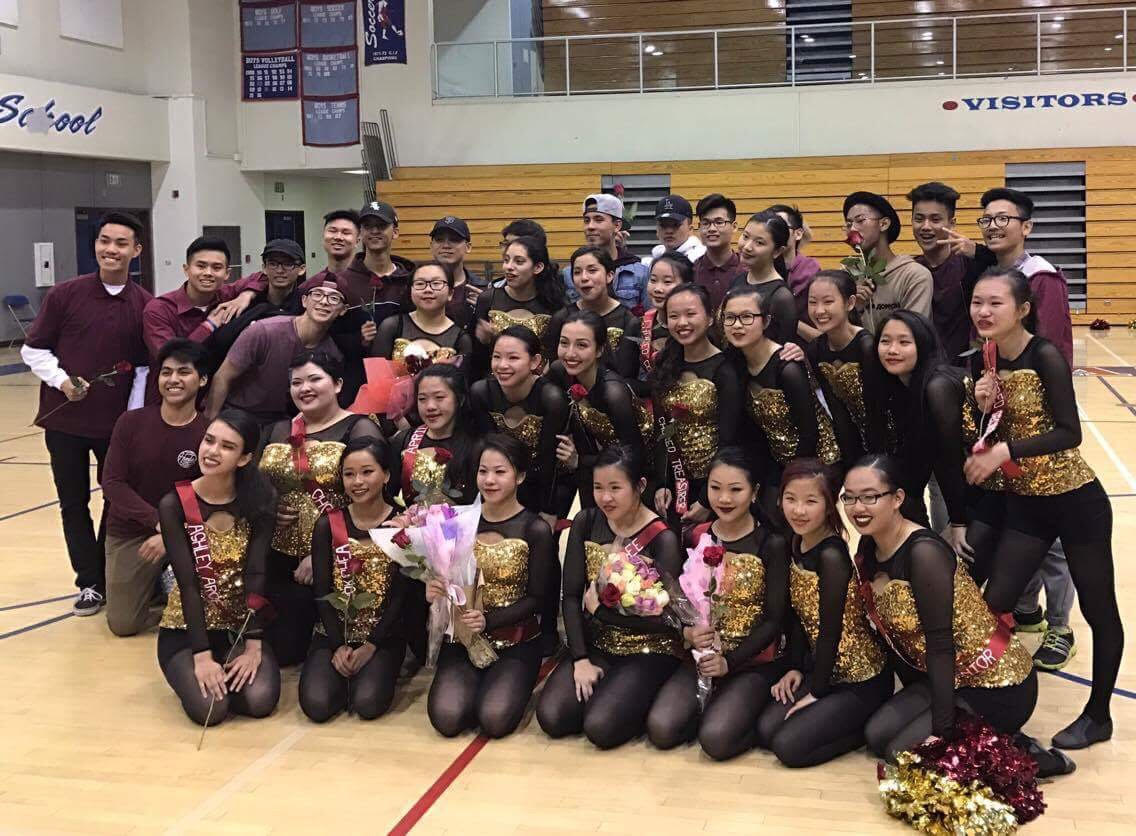 Performance groups display their talents in Spring Dance Showcase