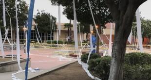 Photos courtesy of San Gabriel High School students