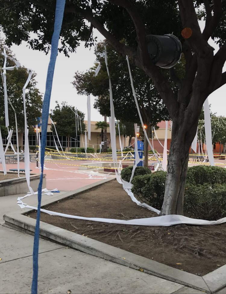 SGHS vandalized day before graduation