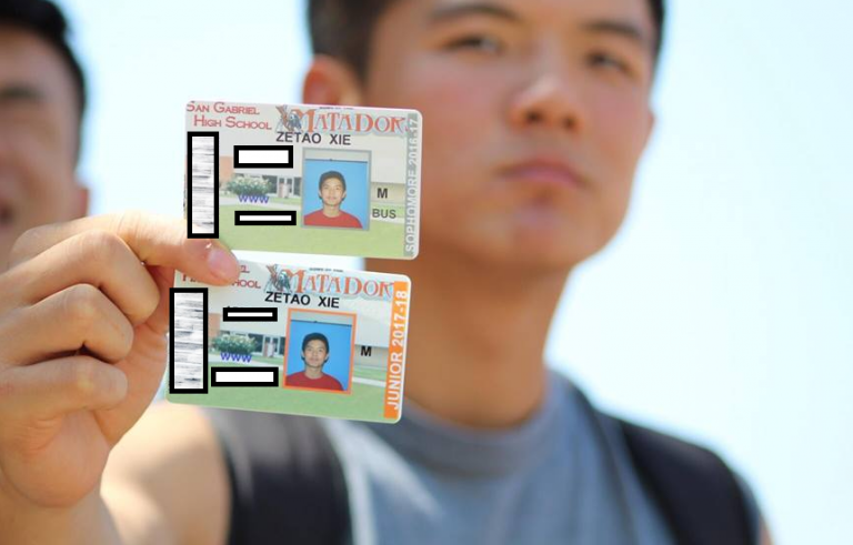 New student ID photos no longer offered