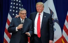 Trump pardons racist, criminal Sheriff
