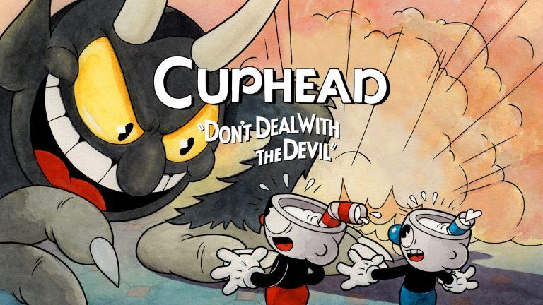 Cuphead runs and guns into hearts