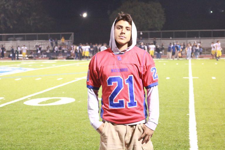 Dallas Ortega, 11, Football
