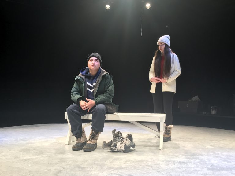 "Play preview: ""Almost, Maine"""