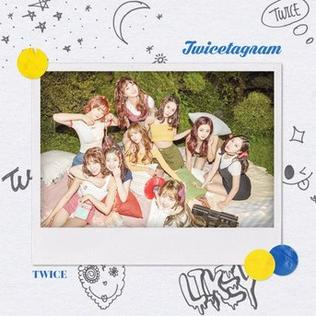 TWICE put up first album on platform