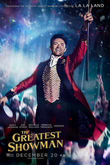 Greatest Showman swings audience emotions with music