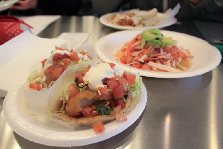 Review: Let's taco about Baja Cali Fish and Tacos