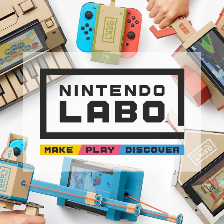 Nintendo thinks inside the box with Nintendo Labo