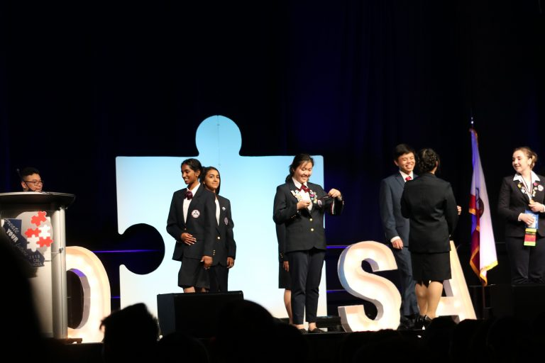 HOSA members compete at State Leadership Conference