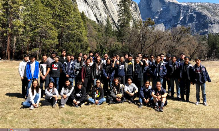 Matador Band travels to Yosemite
