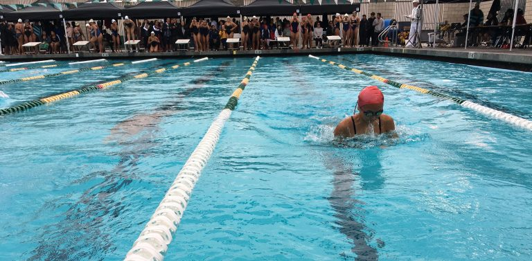 Co-ed Swim sails swiftly through prelims, finals