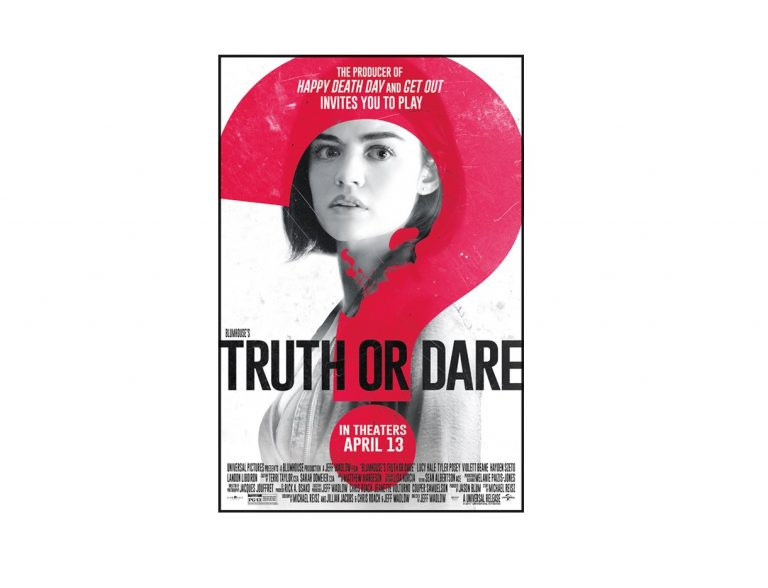 Truth or Dare scares and thrills at cinema