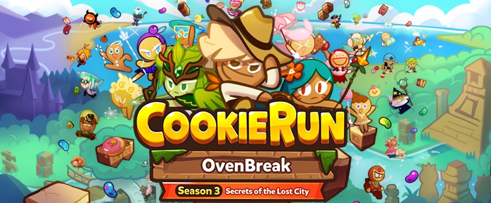 Cookie Run goes the mile