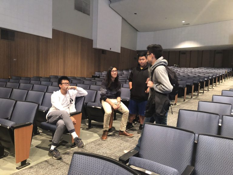 Film club connects students to screen