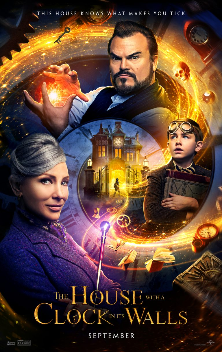 Review: The House with a Clock in the Walls