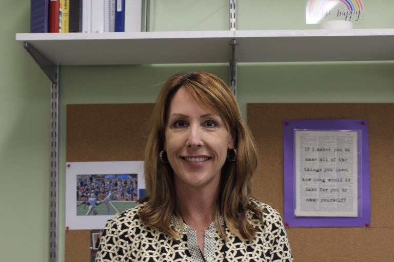 Stephanie Hall – Assistant Principal of Counseling