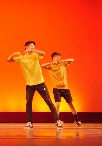 All-Male, Choreo participate in summer dance camp