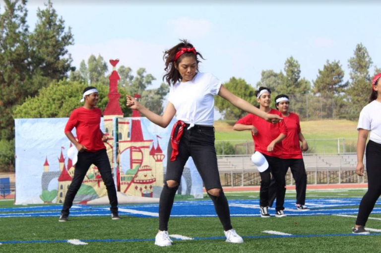 New dance team brings Latino culture to students