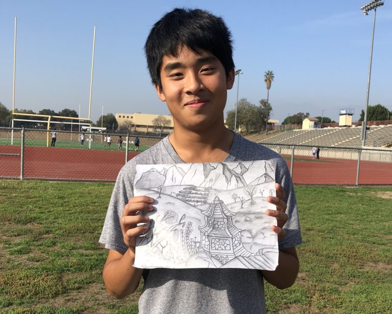 Phan draws path to hobby