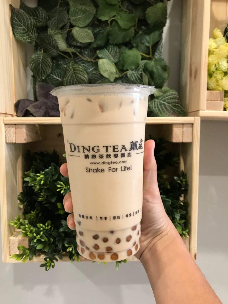Review: Ding Tea serves quality boba drinks