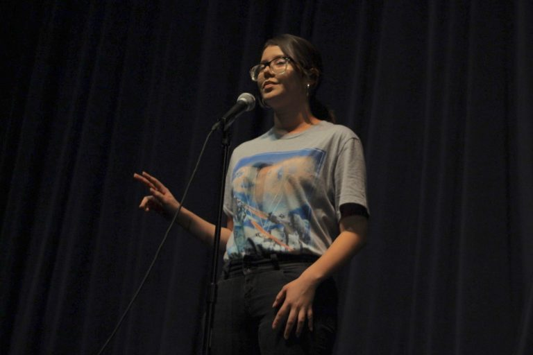 Students shine in Poetry Out Loud