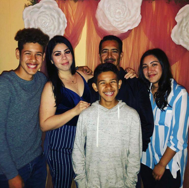 Manzo experiences values of family