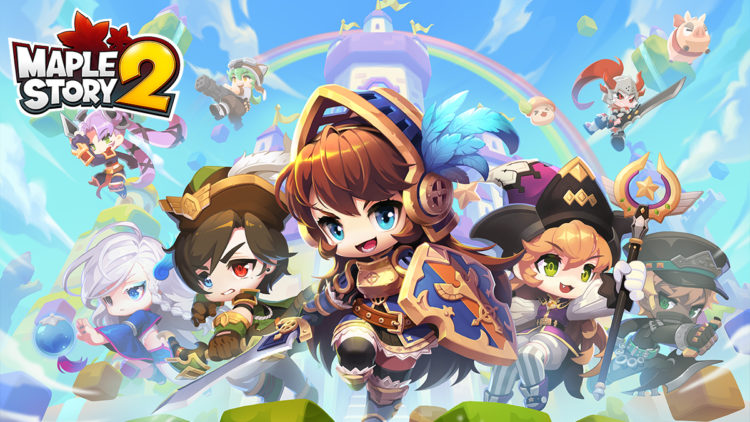 First Look: MapleStory 2 exhibits vibrant world, 3D graphics