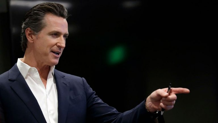 California's New Governor, Gavin Newsom, improves education