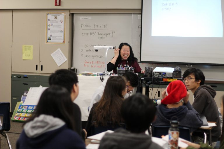 Tran offers students opportunity for success