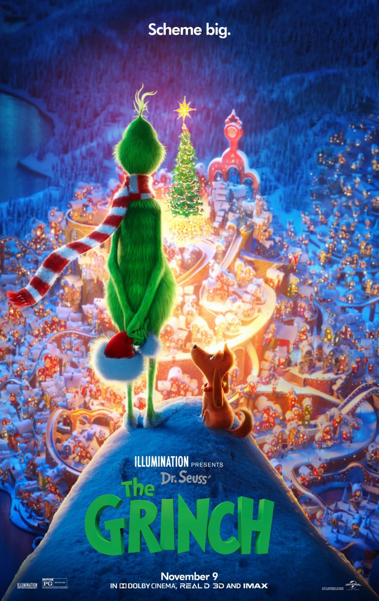 Review: The Grinch wins hearts of many