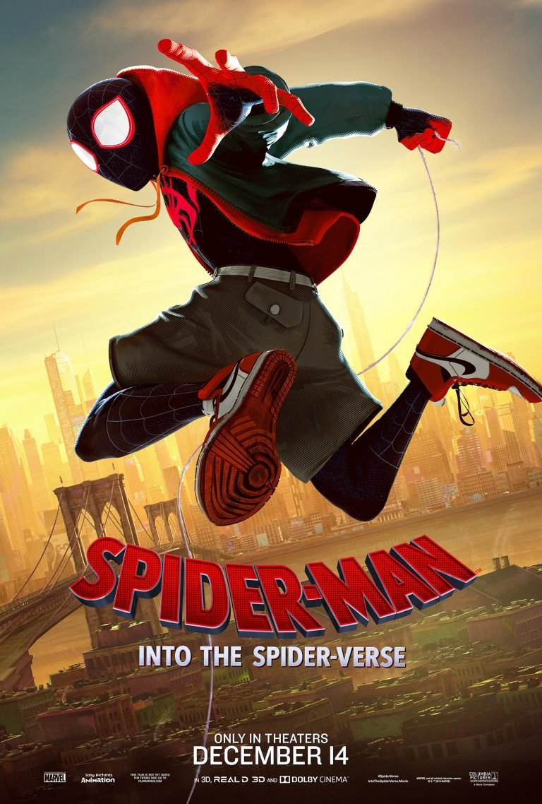 Movie Review: Spider-Man: Into The Spider-Verse ensnares viewers with animation over plot
