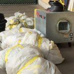 School removes tiles due to asbestos scare